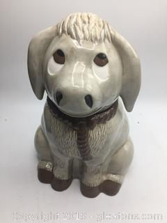"""Donkey"" Cookie Jar"