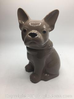 Threshold Stoneware Dog Cookie Jar