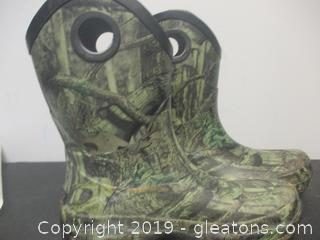 Mossy Oak Break-up Infinity Rubber Boots