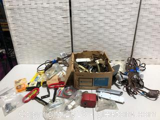 Lot of Tools and Hardware Some Brand New