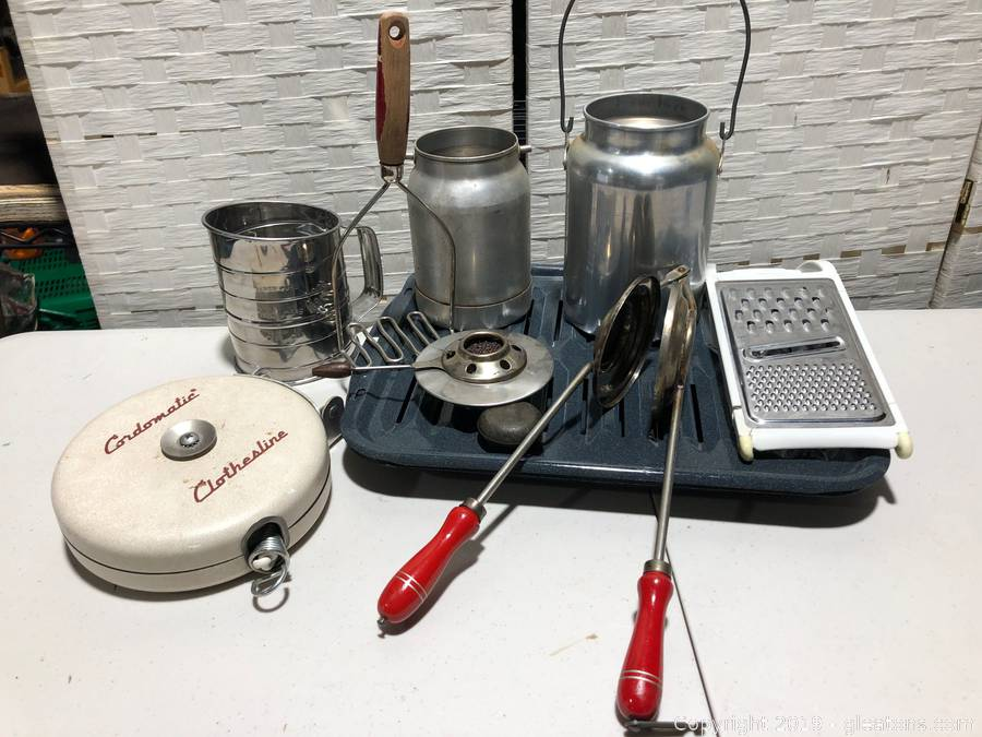 Tools and Other Helpful Household Items