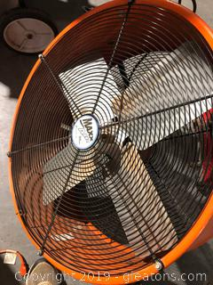 Portable Cooling Fan