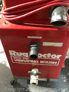 Carpet Cleaning Machine by Rug Doctor