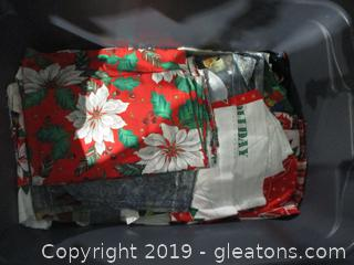 Fabric Lot J