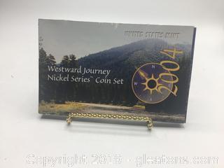 U. S. Mint Westward Journey Nickel series Sets