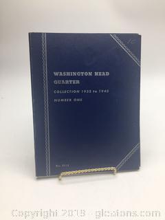 Washington Head Quarter Collection 1932-1945