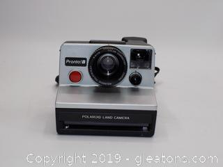 Pronto! B Polaroid Land Camera