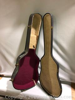 Vintage D'Andrea Travel Guitar Case