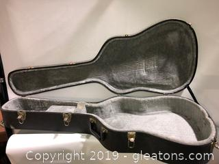 Guitar Hard Shell Travel Case