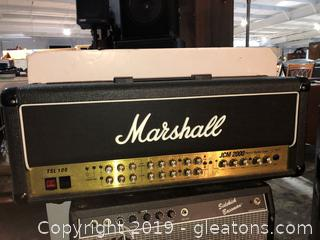 Marshall TSL 100 Power AMP