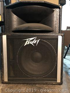 Peavey SP-2A Precision amplifier