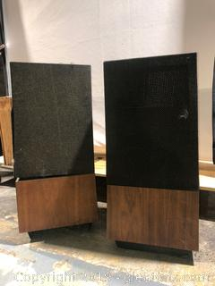 Pair of ESS Vintage Speakers