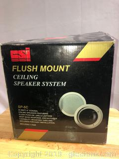Brand New Flush Mount Celing Speaker System
