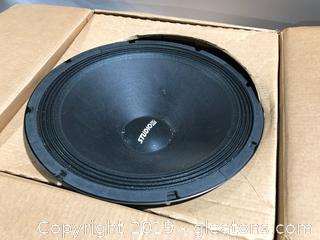 Brand New in Box Studio Pro Woofer