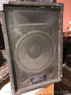 Made by CSM Stage Pole Speaker