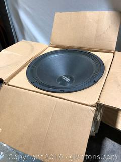 Brand New in the Box Pro Woofer