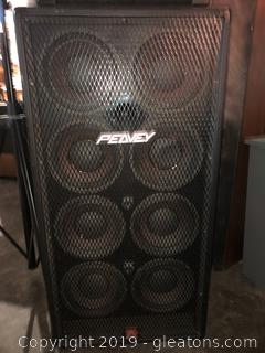 Speaker Made by Peavey
