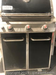Gas Outdoor Grill by Weber