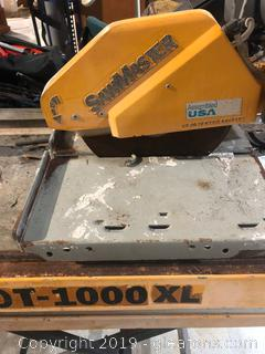 Wet Tile Saw by Sawmaster