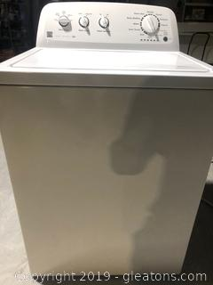 Washer by Kenmore