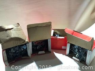 Hilti Nails (4 Boxes)
