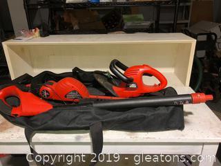 Black Decker Tool Lot