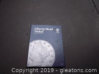 Liberty Head Nickel Collection 1883-1912
