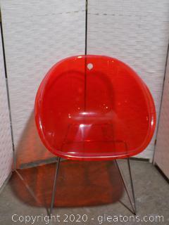Commercial Grade Italian Made Bucket Seat H