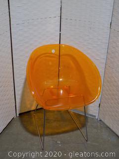 Commercial Grade Italian Made Bucket Seat I