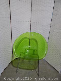 Commercial Grade Italian Made Bucket Seat A