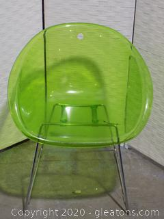 Commercial Grade Italian Made Bucket Seat B