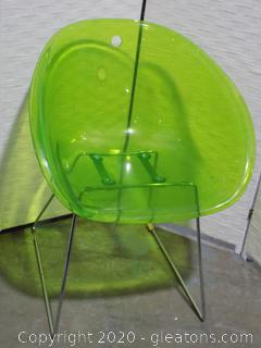 Commercial Grade Italian Made Bucket Seat C