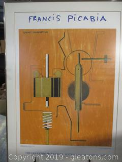 Framed Print From the Guggenheim Museum Collection Poster Originals #94