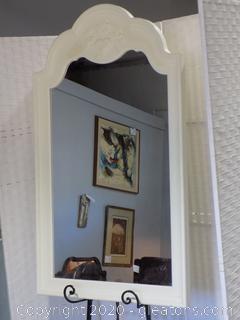 Cream Colored Mirror