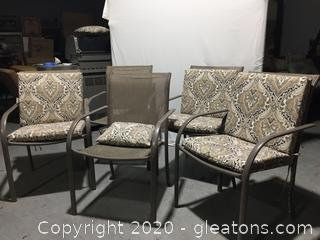 Outdoor Seating 5pc