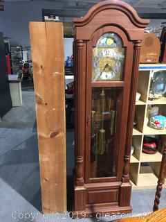 Emperor West Germany Grandfather Clock