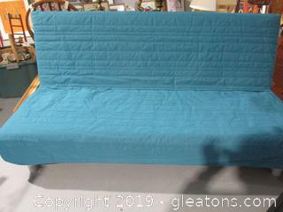 Ikea Futon with Cover