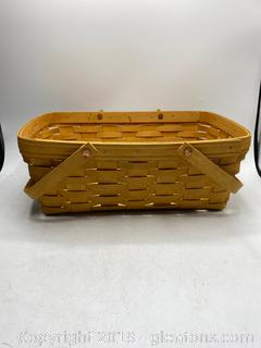 Longaberger Basket - B
