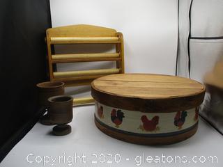 Wooden Lot