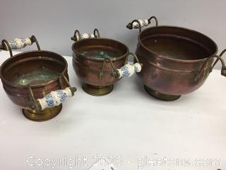 Brass/Copper Lot