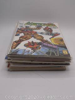 Comic Book Lot A