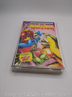 Comic Book Lot B