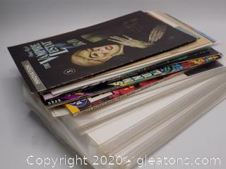 Misc. Comic Collectors Lot