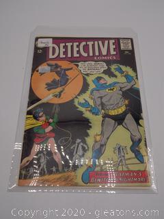 """Detective Comics """"Batmans Bewitched Nightmare"""""""