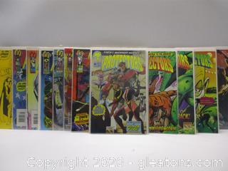 15 Malibu Protectors Comic Books