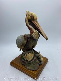 Brown Pelican by: Andrea Sadek