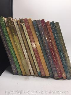 """The Golden Book"" Classic Books"