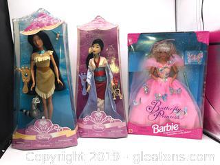 Barbie Doll Lot (B)