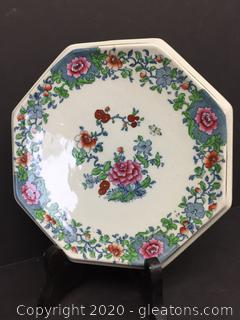 Antique Small Plate by F.Winkle England