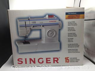 Singer Sewing Machine Model 57815